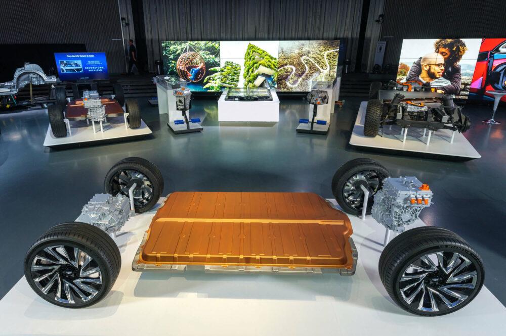 GM グローバルEVプラットフォーム