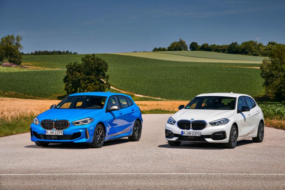 新型BMW 118d