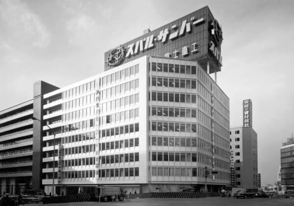 旧スバル新宿本社ビル