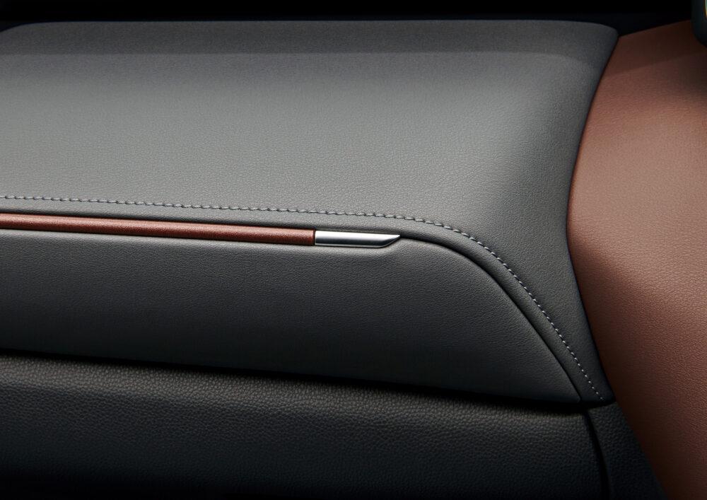 トヨタ新型ハリアー・プロトタイプ ダッシュボード
