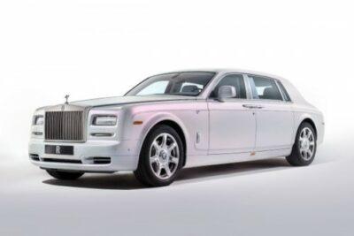 【超高級車】ロールスロイスファントムの価格は?性能やカスタム・所有者についても