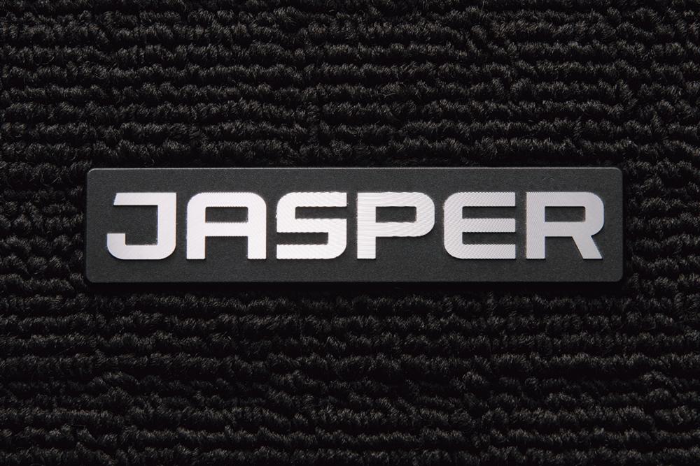 三菱  デリカD:5  特別仕様車 ジャスパー 専用ロゴ