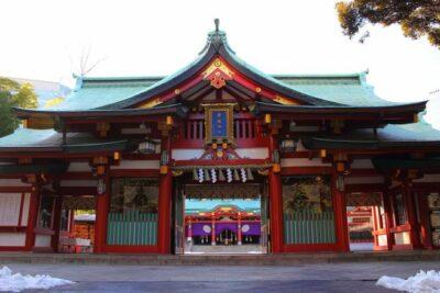 【日枝神社 駐車場】無料・料金が安いおすすめ駐車場ランキングTOP21!収容台数や混雑状況も