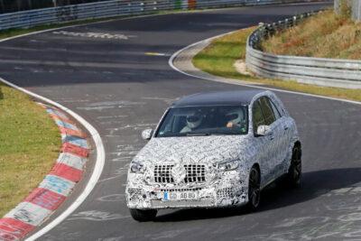 メルセデス・ベンツ新型AMG GLE 63 Sが2020年にフルモデルチェンジか!スペックや発売日と価格は