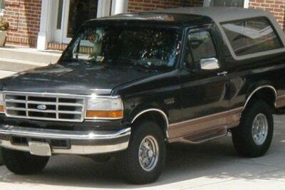 フォード・ブロンコまとめ|中古車価格や燃費など大型SUVのスペックをご紹介!