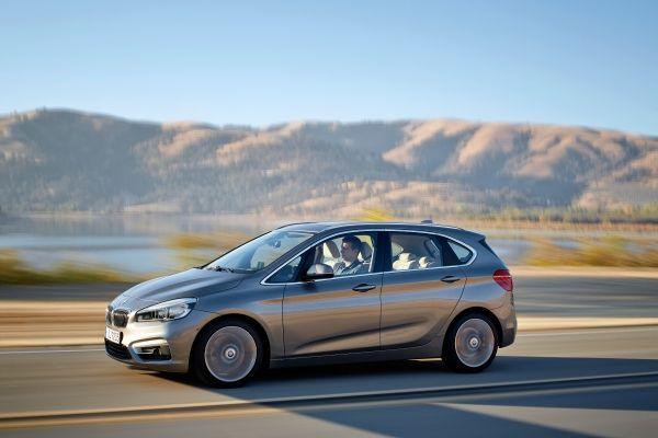 BMW 2シリーズ アクティブツアラー 欧州仕様