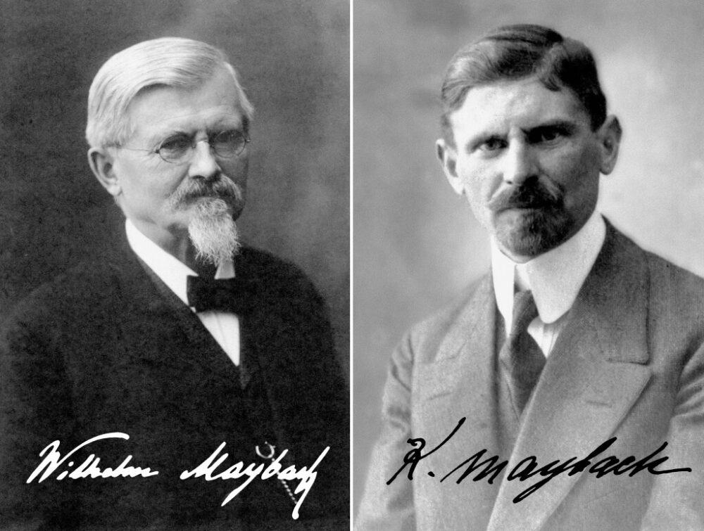 ヴィルヘルム・マイバッハとカール・マイバッハ