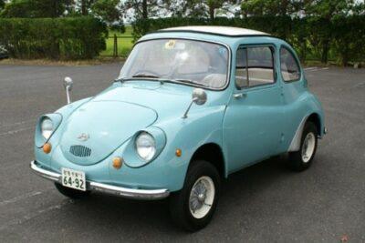 てんとう虫こと「スバル360」が機械遺産に|その魅力と中古車情報は?