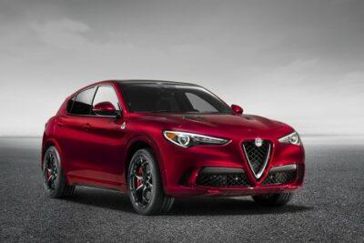 アルファロメオ ステルヴィオ 7月日本発売!新型SUV初回限定モデルの価格は689万円から