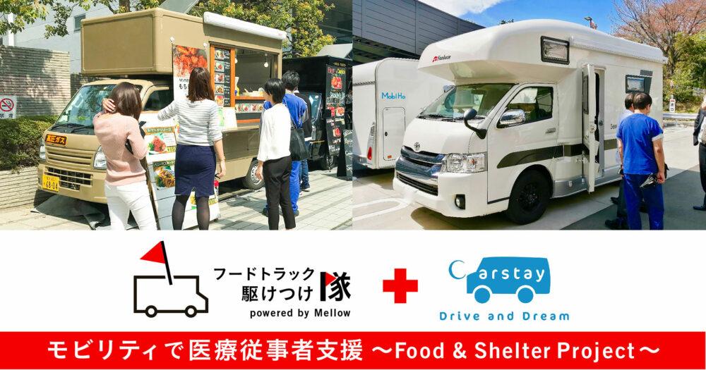 トヨタグループはモビリティで医療支援