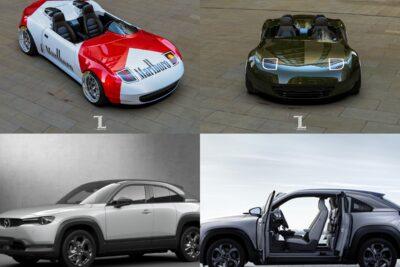 【マツダ】新型車デビュー・モデルチェンジ予想 2021年9月最新情報
