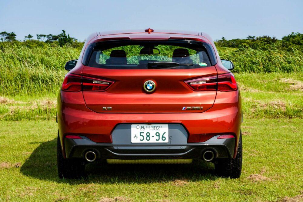 BMW X2 M35i 現行モデル リア