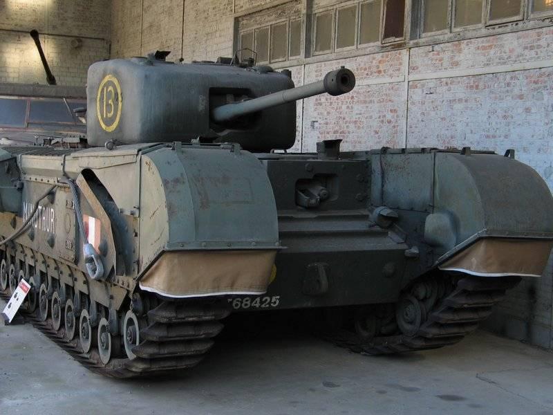 チャーチル歩兵戦車 Mk.VII