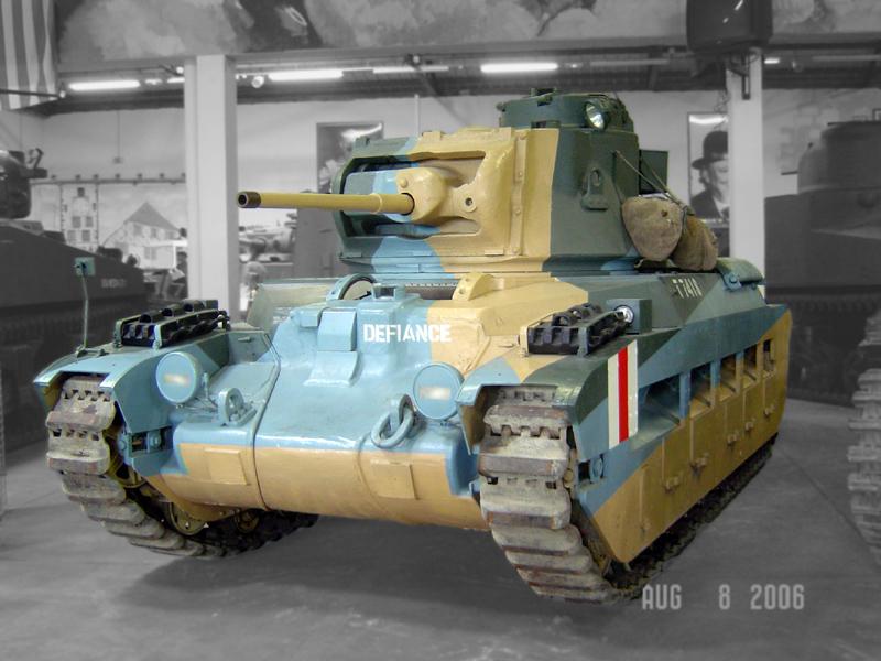 マチルダII 歩兵戦車 Mk.III/IV