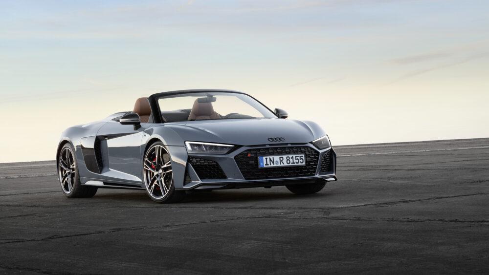 Audi R8 スパイダー V10パフォーマンス・クワトロ