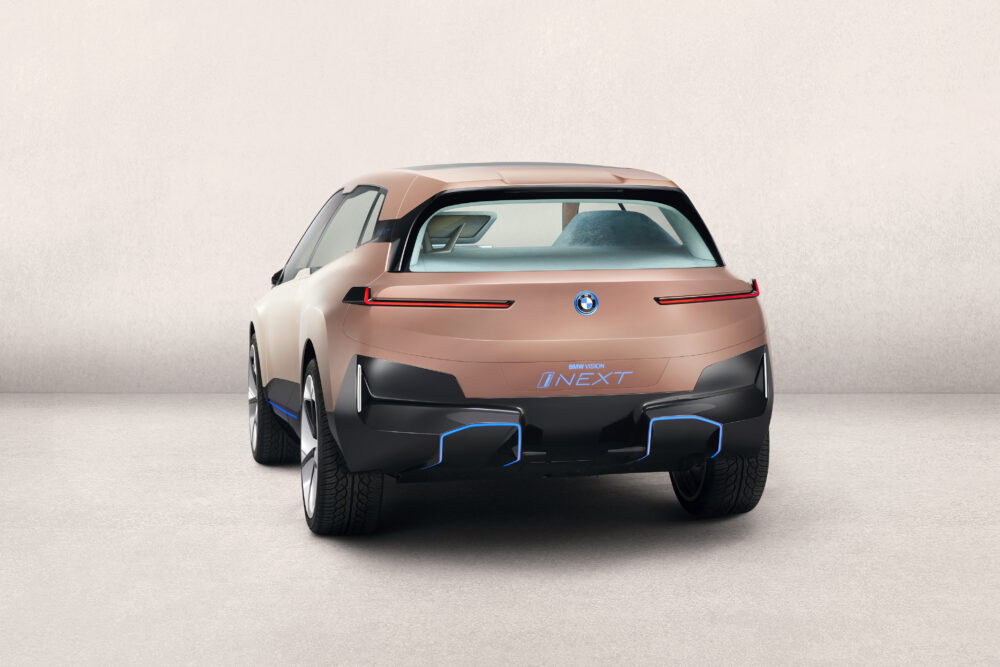 BMW Vision iNEXT リア