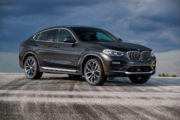 BMW X4 xDrive30i 2018年モデル