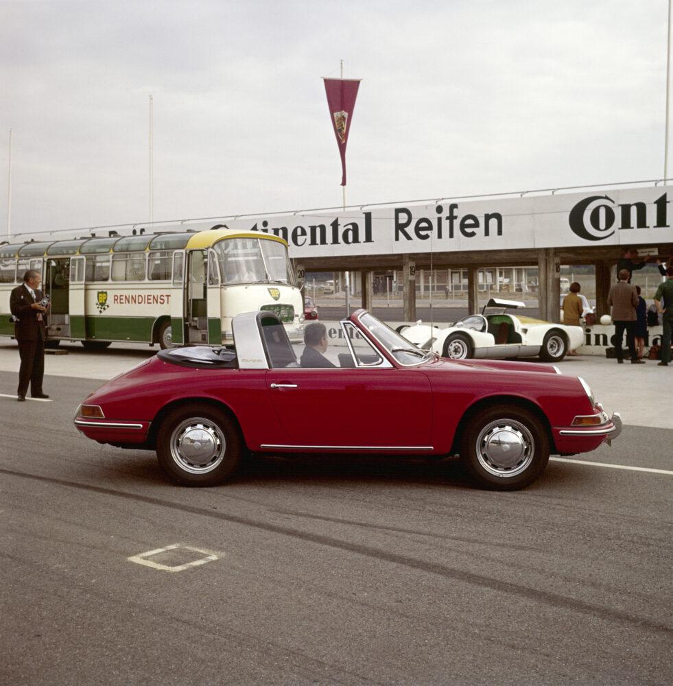 ポルシェ 911 2.0 タルガ(1967年)