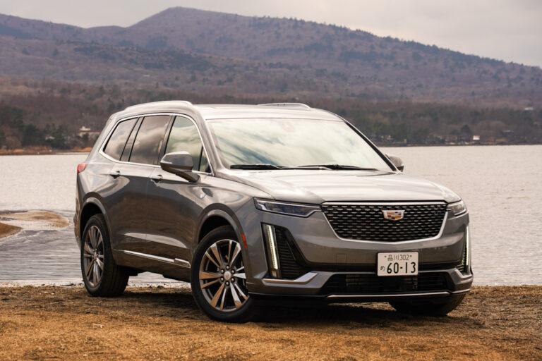 キャデラック XT6 試乗レポート|アメ車SUVのイメージを変えるクルマ