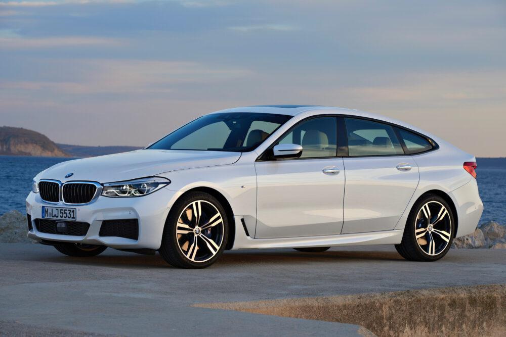 BMW 6シリーズ「グランツーリスモ」640i xDrive 現行モデル