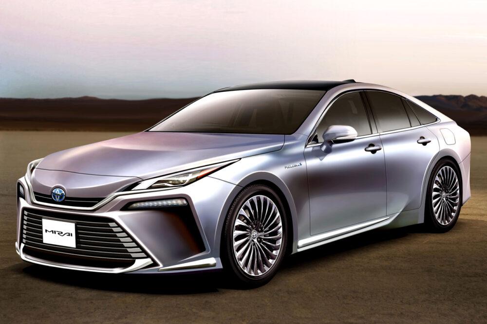 次期新型トヨタ MIRAI デザイン予想CGを入手!FR・5人乗りへ進化か