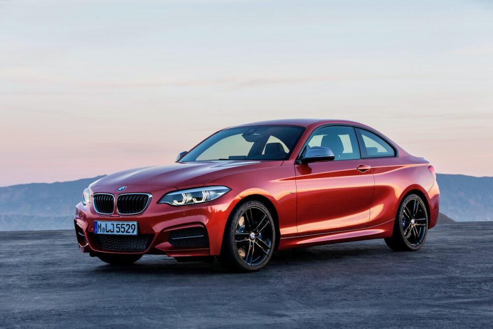 BMW 2シリーズ クーペ 現行モデル