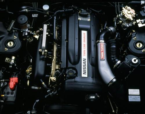 日産 RB26DETTエンジン