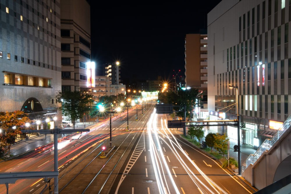 熊本駅前交差点