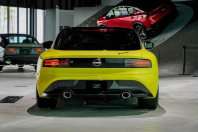 日産新型フェアレディZ「400Z」は450馬力?意外な場所からスペック流出か