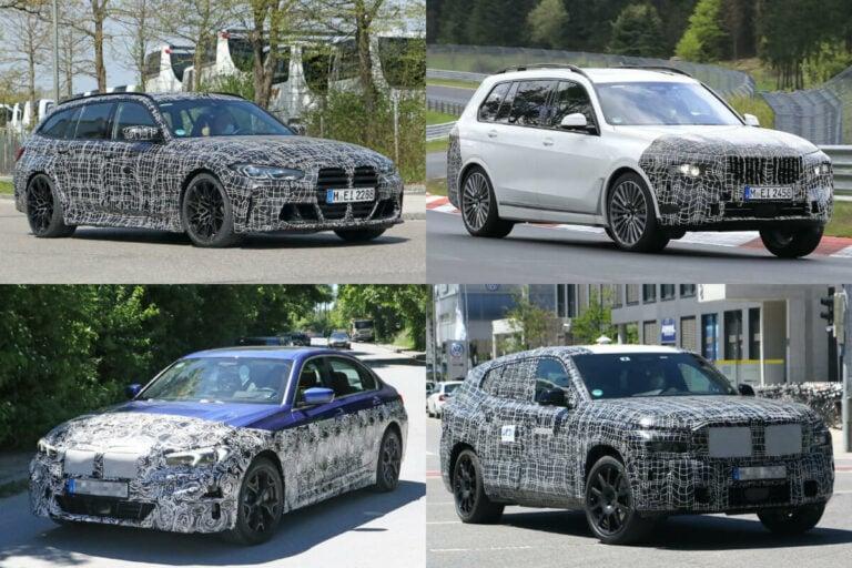【BMW】新型車デビュー・モデルチェンジ予想&新車スクープ|2021年10月最新リーク情報