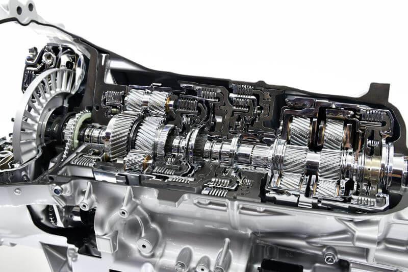 オートマエンジンのトランスミッション