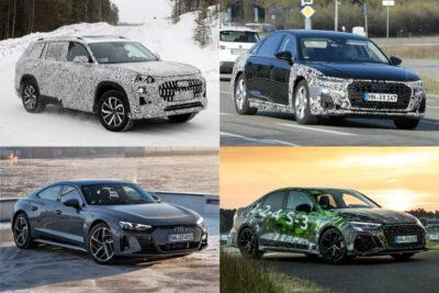 【アウディ】新型車デビュー・モデルチェンジ予想&スクープ 2021年9月最新情報