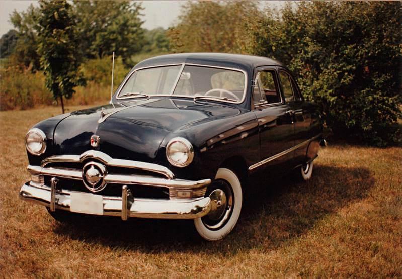 1950年式フォード・カスタム