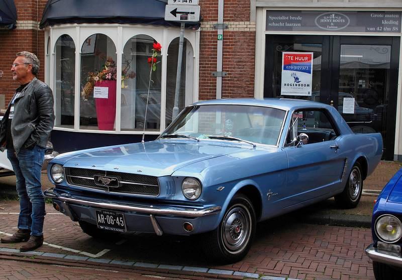 1964年式フォード・マスタング