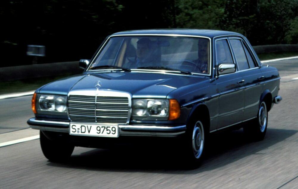 メルセデス・ベンツ 280E 1985年型