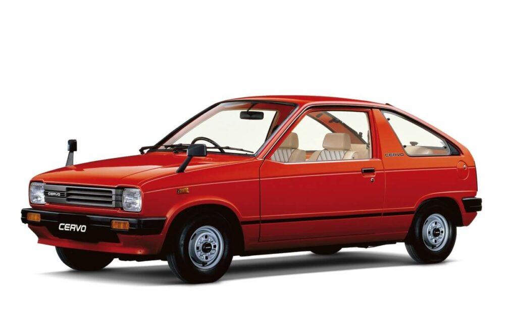 スズキ セルボ 1982年型