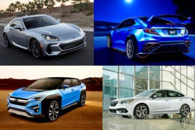 【スバル】新型車デビュー・モデルチェンジ予想&スクープ 2021年9月最新情報