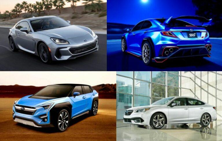 【スバル】新型車デビュー・モデルチェンジ予想&新車スクープ 2021年9月最新リーク情報
