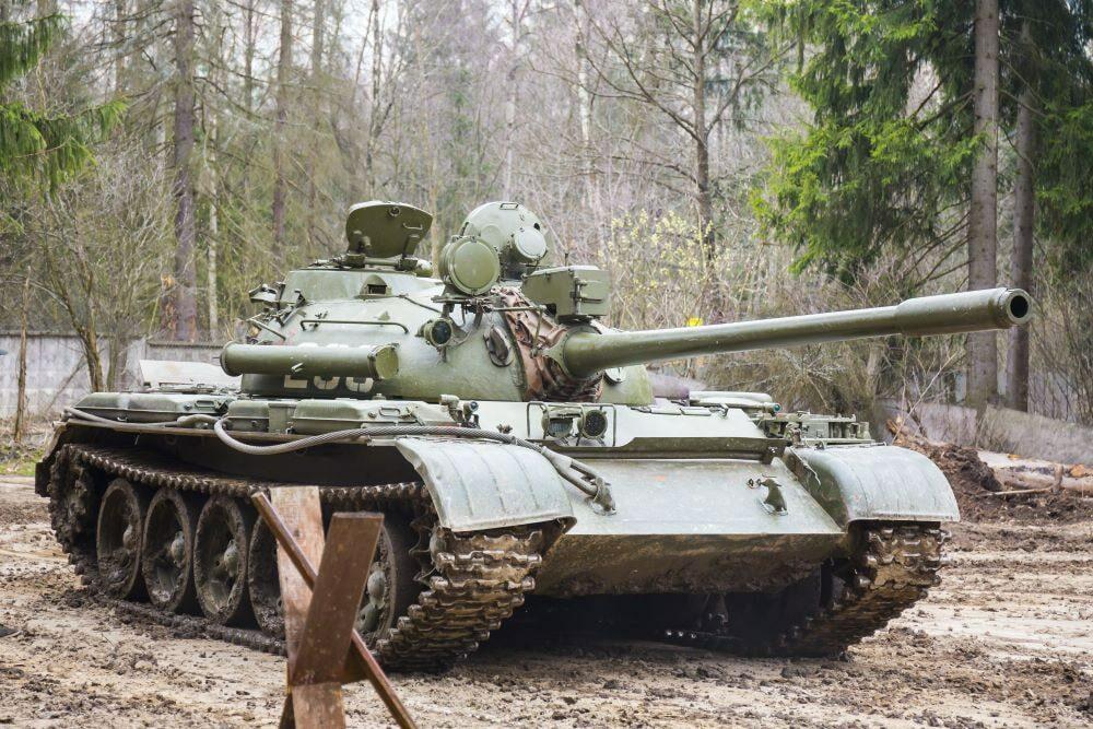 T-55 戦車