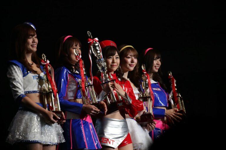 【速報】2020日本レースクイーン大賞のグランプリがついに決定!まさかの3冠!?