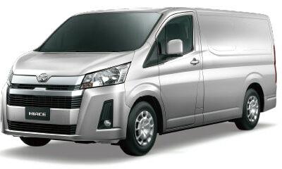 日本でも発売なるか?トヨタ新型ハイエースが台湾で発表される