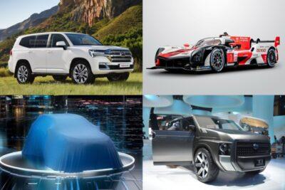 【トヨタ】新型車デビュー・モデルチェンジ予想&新車スクープ 2021年9月最新リーク情報
