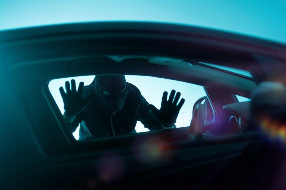 車両盗難のイメージ