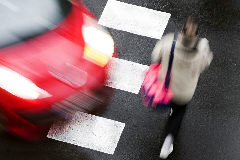 交通事故のイメージ