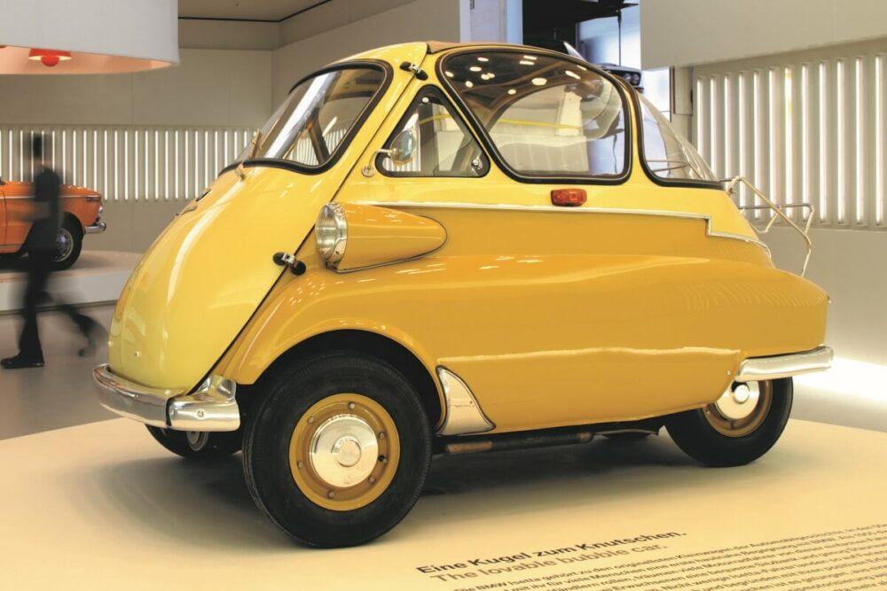 BMW イセッタ(1965年式)