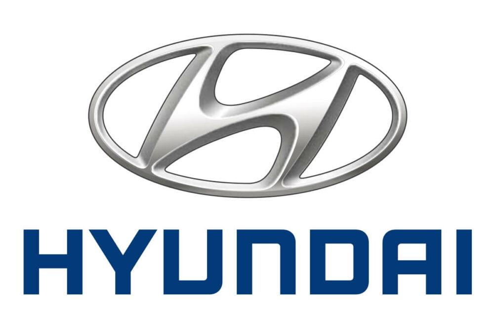 ヒュンダイのロゴ