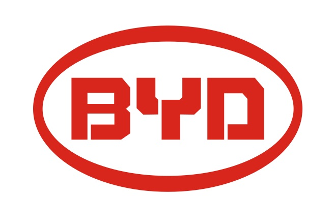 BYD ロゴ エンブレム
