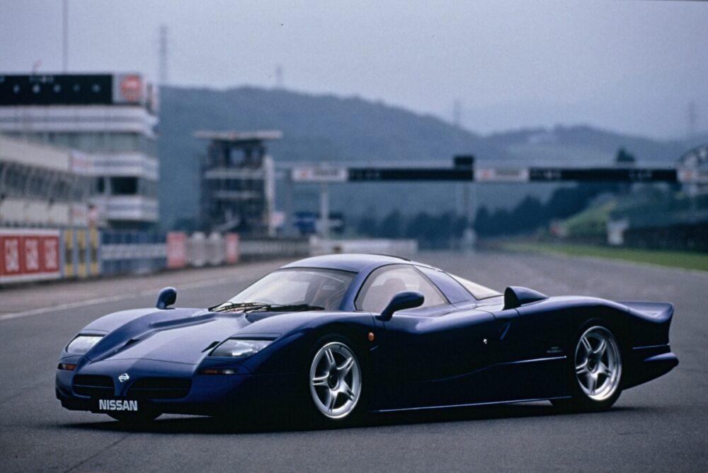 日産 R390 GT1 1998年モデル