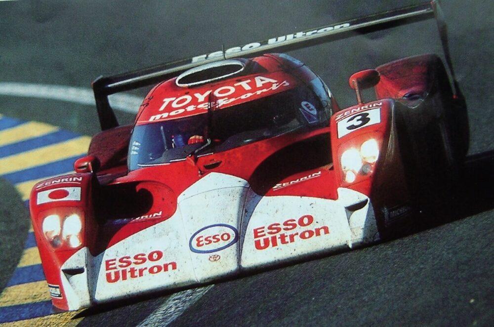 トヨタ GT-One TS020 1999年
