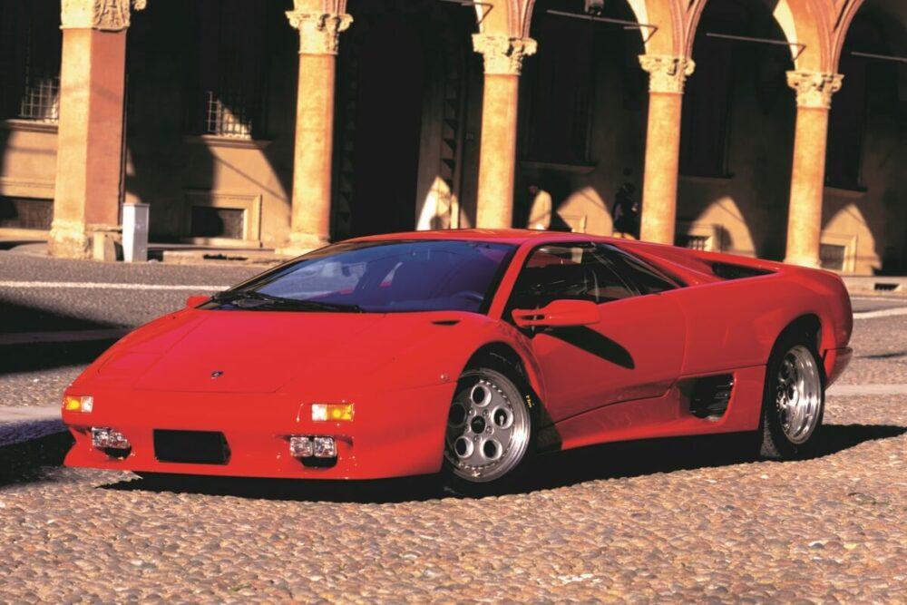 ランボルギーニ ディアブロ  VT 1993年式
